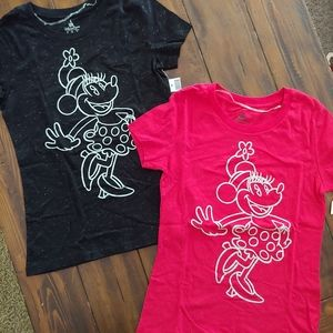 Disney Minnie Mouse T-shirts